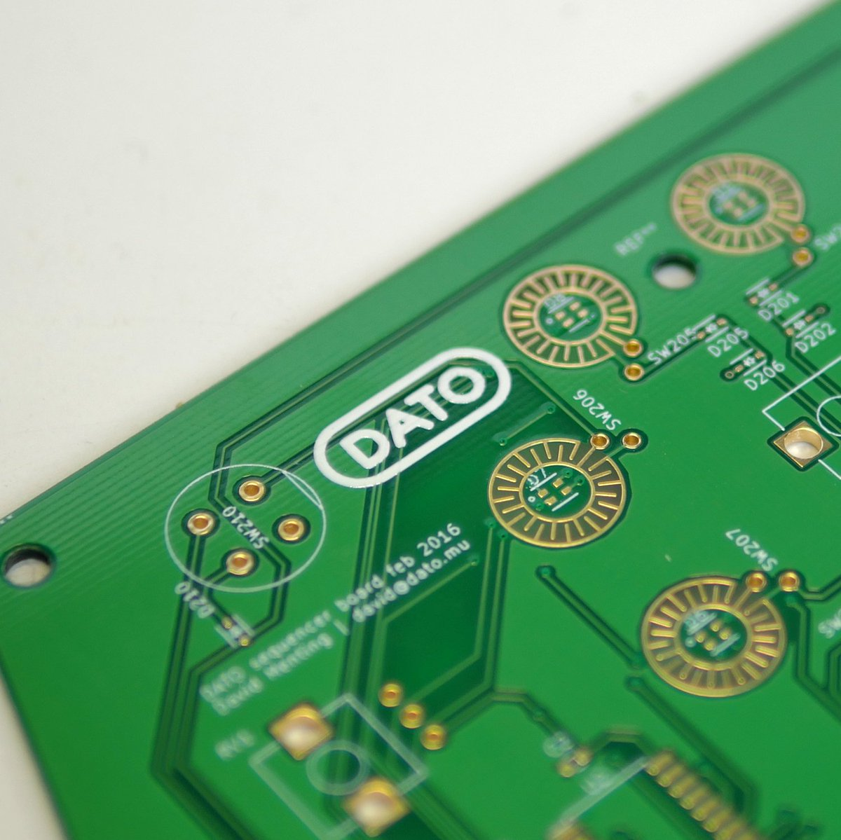 Circuit Boards Arrived By Mail