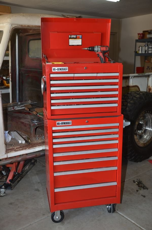 Harbor freight roller cabinet