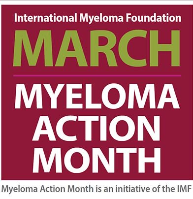 This month, we honor everyone who has been touched by #myeloma. #DiscoverMyeloma #MMActionMonth https://t.co/PvPCY1ftbd