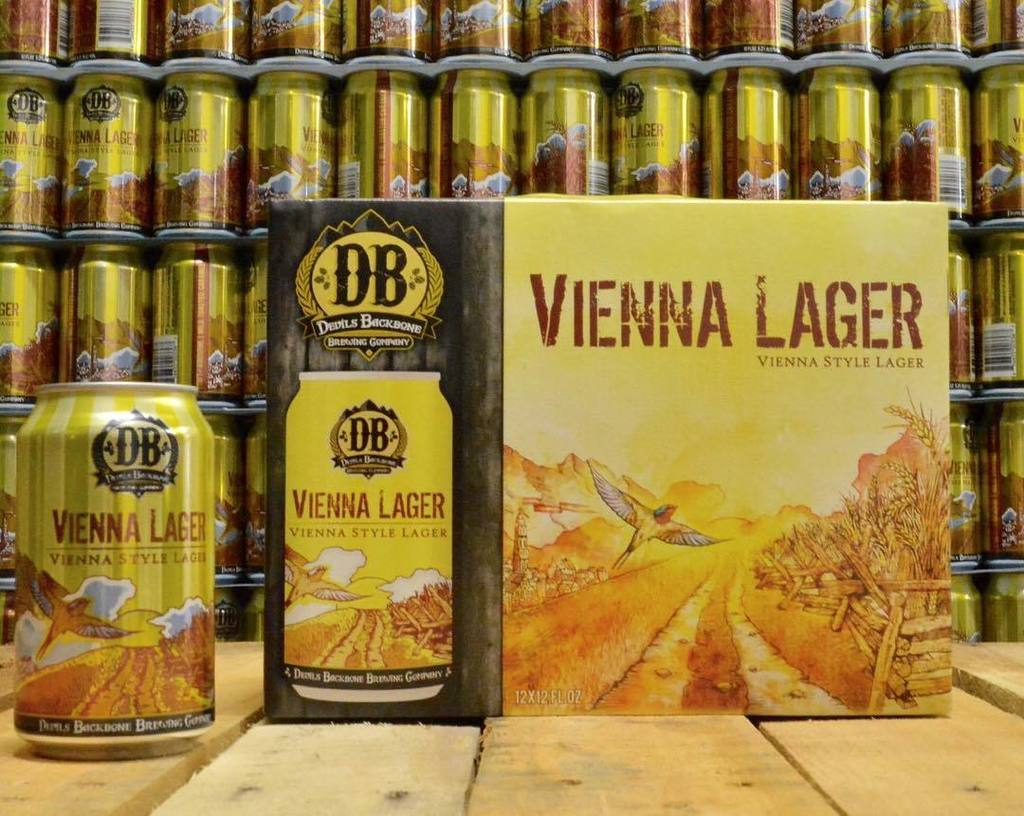 No really, Vienna Lager in cans is a thing! We've got 16oz Vienna Lager & Eight Point IPA … https://t.co/ErP2v2zJ7R https://t.co/rpqOQgGhYJ