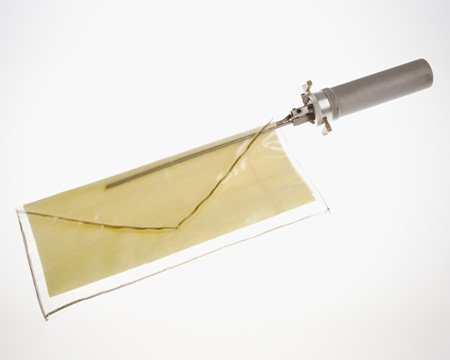 CIA #Museum AotW: #OSS Letter Removal Device  Removes letter w/out opening envelope seal. https://t.co/egavDRKdAD