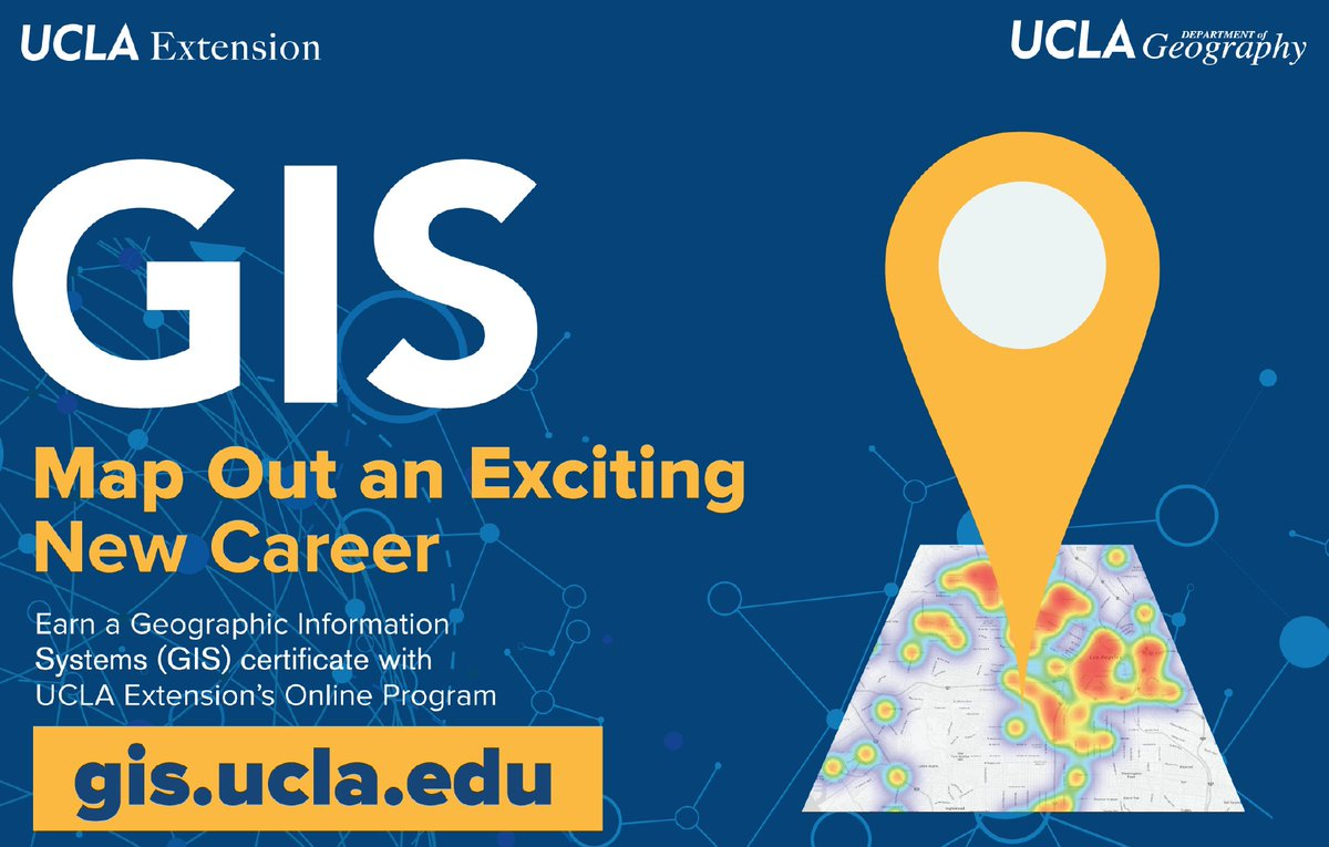 Geospatial Ucla On Twitter Ready To Learn Gis Upcoming Free