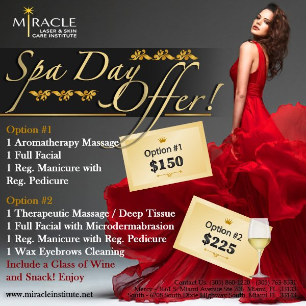 Miracle Laser Skin Care Institute South Miami Fl 305 763 8331