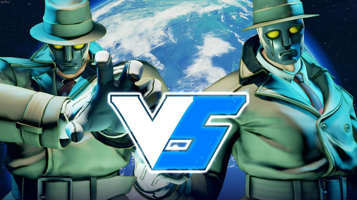 A PC modder is working on making M. Bison into SF3's Q. It looks amazing so far #SF5 https://t.co/2x3CGwxBKW https://t.co/5JnPiZyE0U