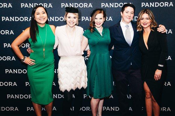Pandora Careers