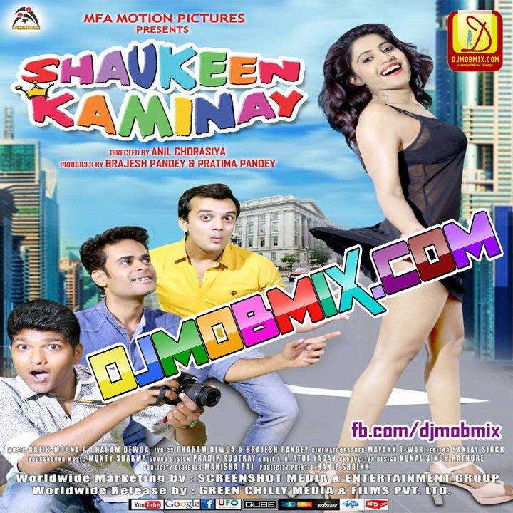 Shaukeen Kaminay Poster 2016