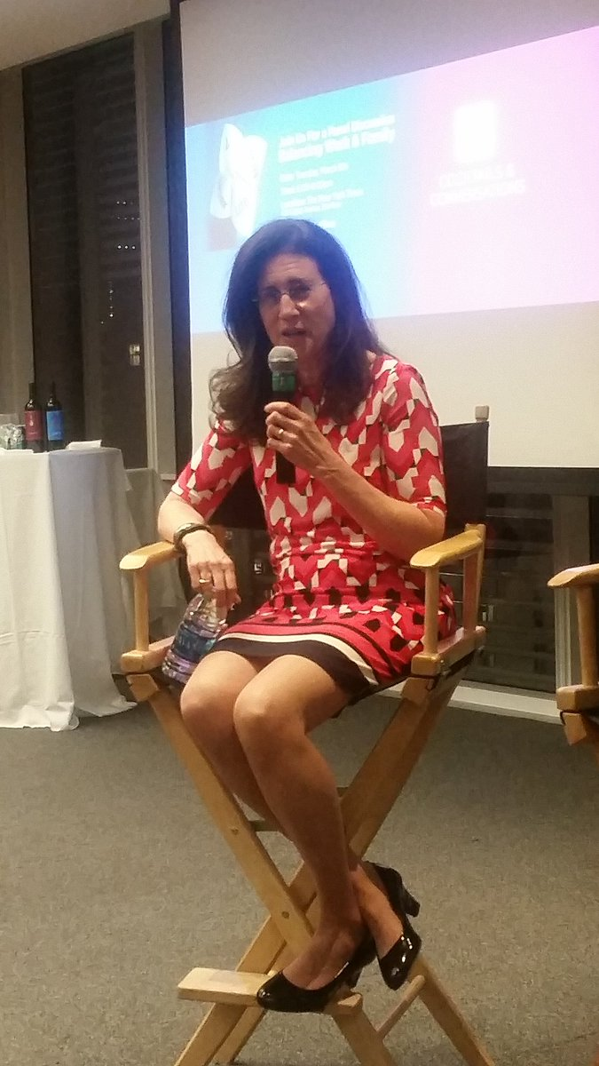 Carol Fishman Cohen of @iRelaunch #worklifebalance #nywici https://t.co/G0X7j1hja8