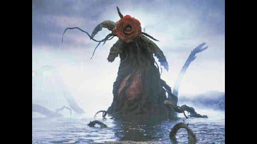 白神博士「あれはただの植物ではない」 (博士、それは見れば分かります)  白神博士「ビオランテだ」 (命名も大事ですが、他に言うことは?)  白神博士「北欧神話に出てくる植物の精霊の名だ」 (博士、それは北欧神話ちゃいます) https://t.co/8SMc2gEAr2