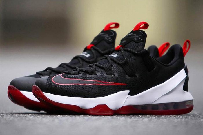 a25f1b345c6e this nike lebron bred is gonna pop off