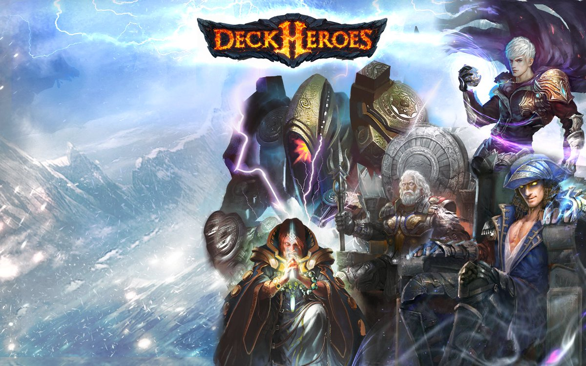 Deck Heroes apk android, pc et ios