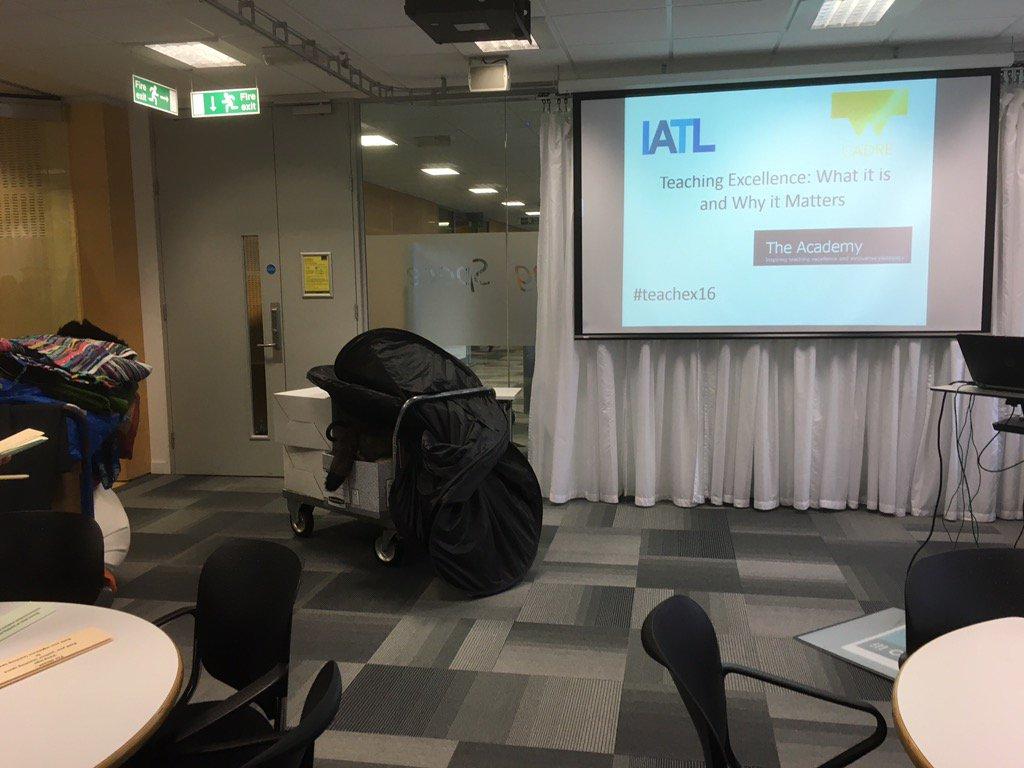 #teachex16 workshop in preparation! https://t.co/NGzljcArv2