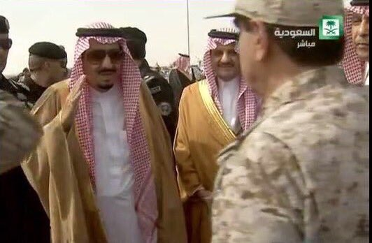 متابعة:-  #رعد_الشمال مناورة علي الأراضي السعودية بمشاركة إسلاميه وعربية واسعة - صفحة 8 CdGk3tUW0AA0RIu