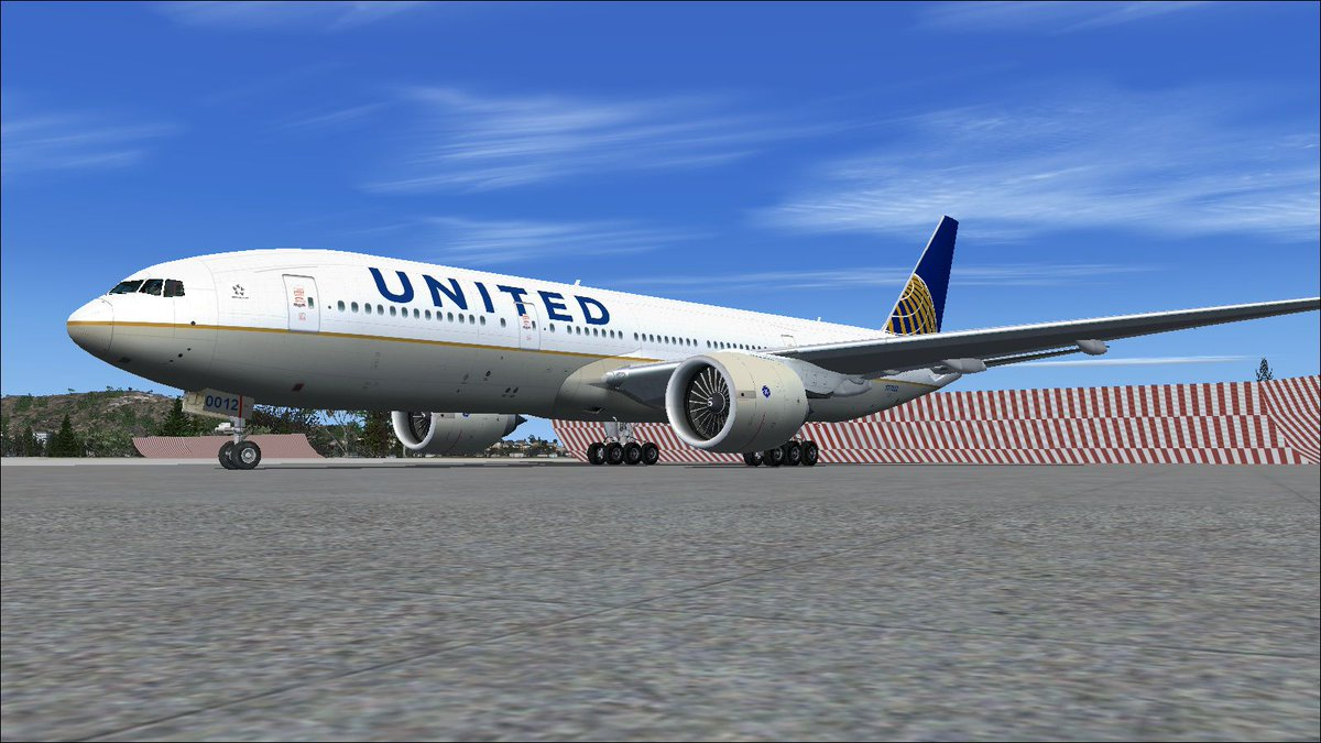 United Airlines adding another seat to each row in economy on Boeing 777s