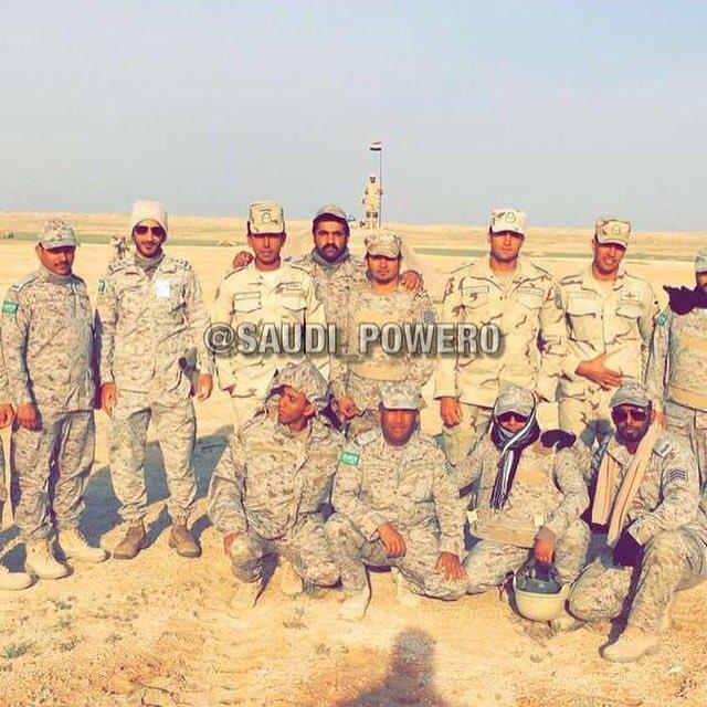 متابعة:-  #رعد_الشمال مناورة علي الأراضي السعودية بمشاركة إسلاميه وعربية واسعة - صفحة 8 CdHDzexWAAQB3Eg