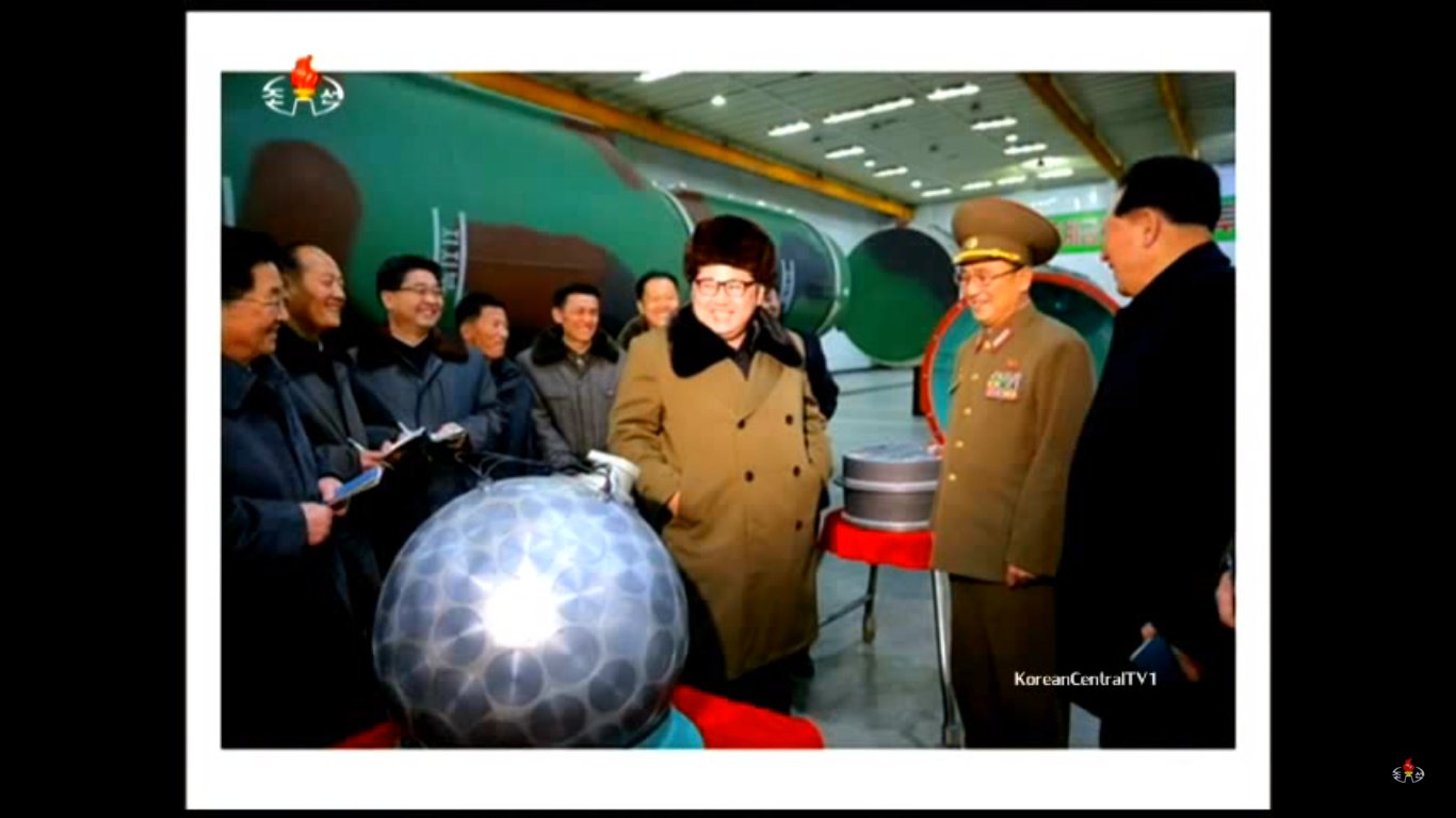 North Korea's Nuclear Program - Page 3 CdHILktW0AAJ1B6