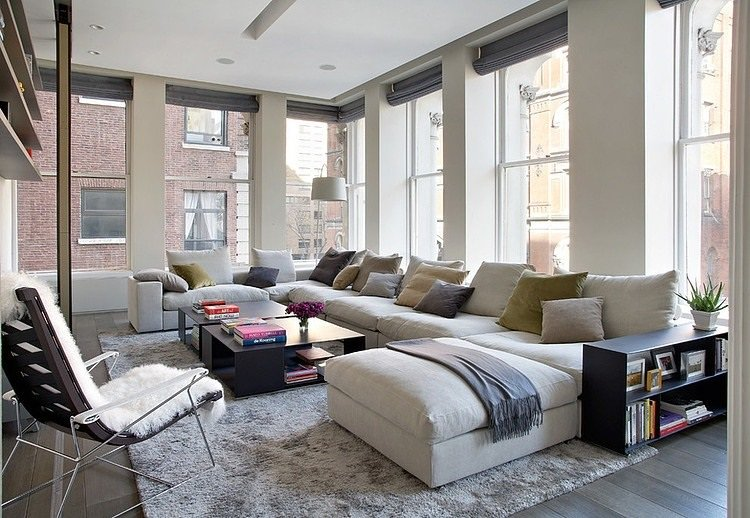 Boconcept vancouver on twitter bond street loft in new york by axis mu - Deco loft new yorkais ...