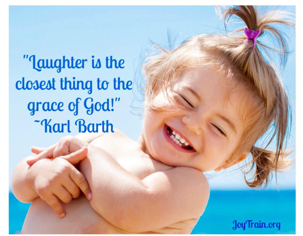 #Laughter is the closest thing to the grace of God.   #JoyTrain #Joy #Love  #MentalHealth #Mindfulness #GoldenHearts #IAM #Quote #FamilyTrain #ChooseLove  #kjoys00 #TuesdayMorning #TuesdayThoughts #TuesdayMotivation RT @tinythoughtguy https://t.co/nZ0PY0yxbI