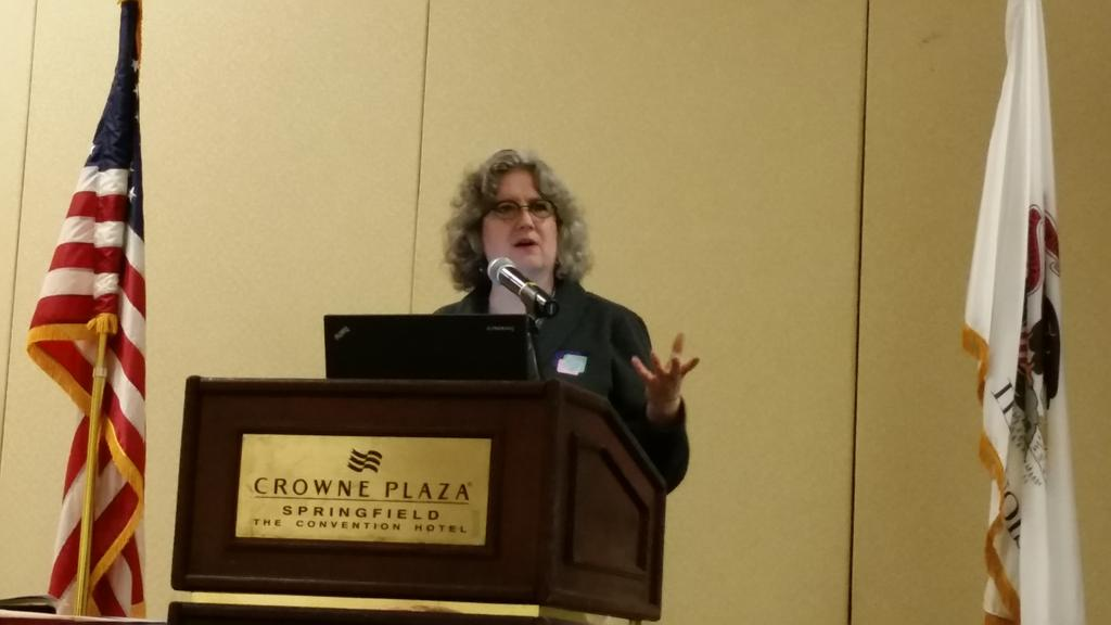 Diane Wolverton of The Local Crowd in Laramie, Wyo., talking abt crowdfunding for rural communities. #IIRAconf https://t.co/UrD0pQ5ZA3