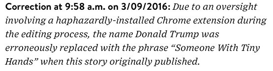 Best correction of the day, if not ever: https://t.co/OzSiyc56Ws https://t.co/Tum6QPafGy