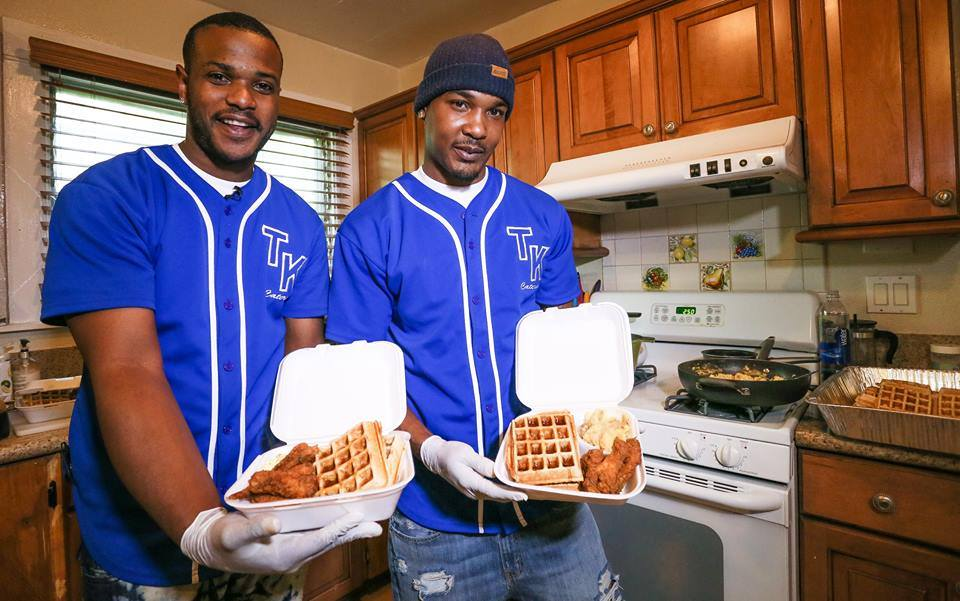 #TrapKitchenLA: From gangs and drugs to good food. (w/@ginasilvafox11) https://t.co/CkTP1My4a2 https://t.co/ehZGgQInFH