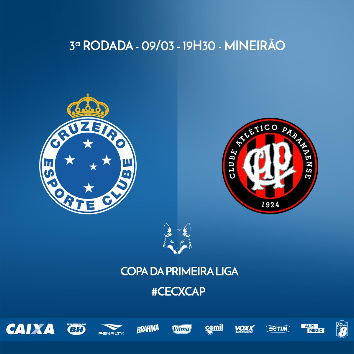 8eb7a93d7b Cruzeiro Esporte Clube on Twitter