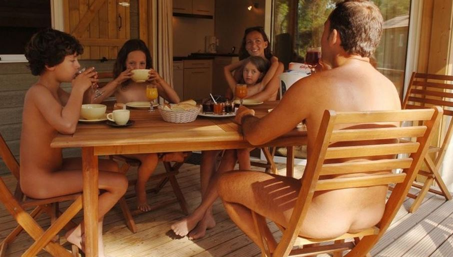 Swedish family nudist colonies