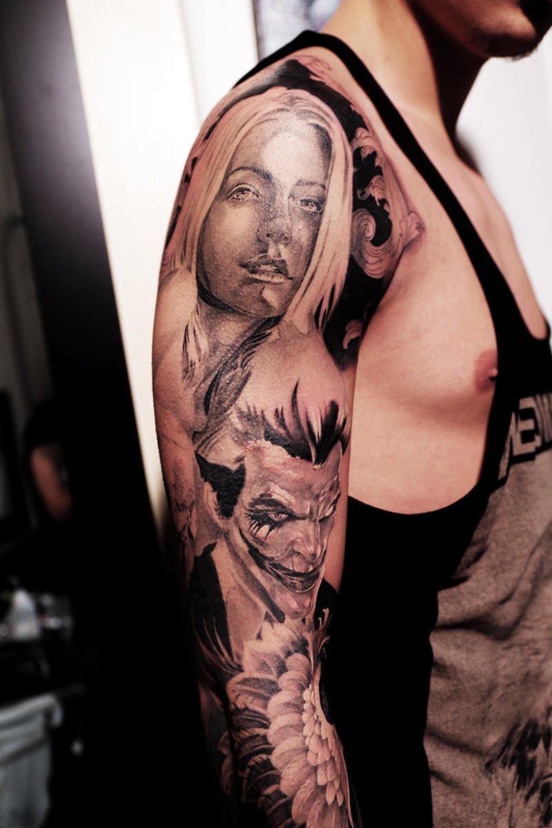 Doriansb Tattoo On Twitter Work In Progress C 2016 Tattoo