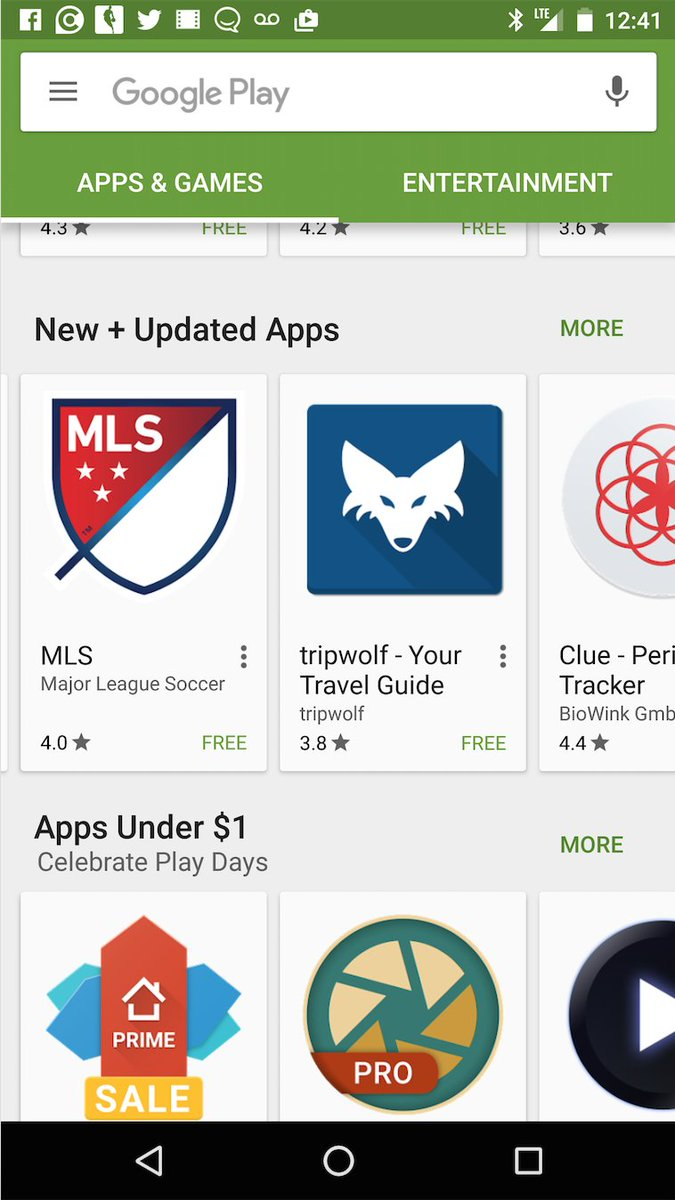 It's always great to see your work featured in @GooglePlay. Check out @MLS 7.0: https://t.co/TB4Y8zcYa9 https://t.co/W1CKQLyiUz