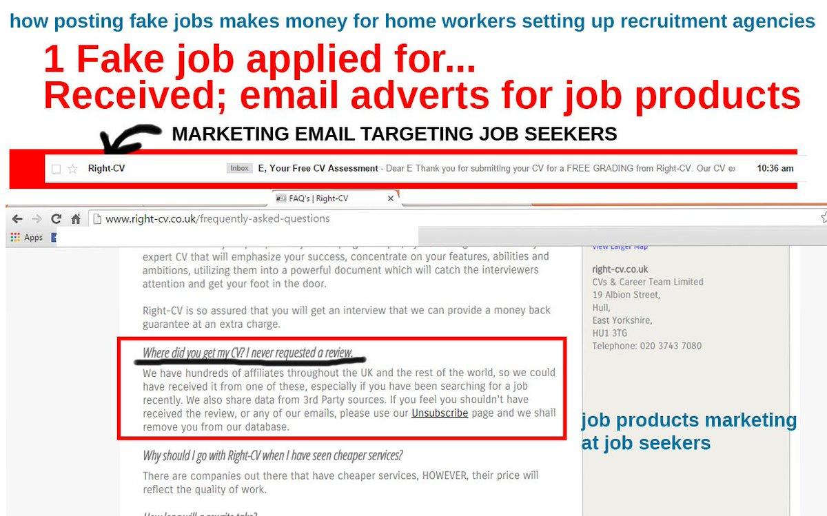 fake jobs action fakejobsaction twitter