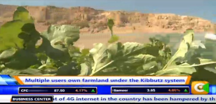 smartfarm: desert farming in israel lessons for kenya