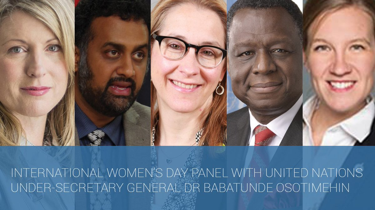 Did you miss the #IWD2016 panel with @BabatundeUNFPA ? Here's a recap! https://t.co/PBAAWgLg9e #UNFPA613 https://t.co/ENPLEsscui