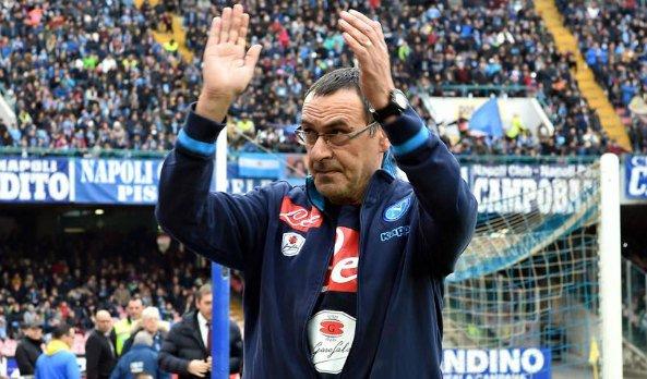 Calcio Napoli: l'ultima sparata di Sarri sulla Juventus