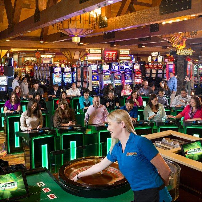 the barona casino