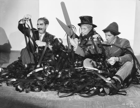 Image result for the annotated marx brothers
