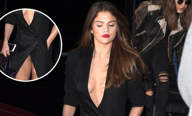 Gomez oops selena Selena Gomez