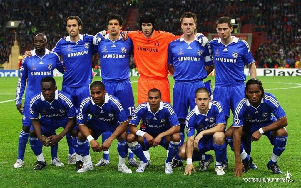 A Real Chelsea Team https://t.co/vKwXiDMqfC