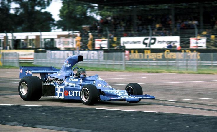 Hiroshi Fushida 🇯🇵 in Maki F101C made his final #F1 appearance at Silverstone (DNQ). 1975 #BritishGP