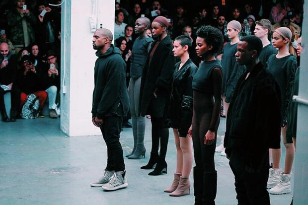 kanye west says vetements 39 demna gvasalia designed for yeezy season 1. Black Bedroom Furniture Sets. Home Design Ideas