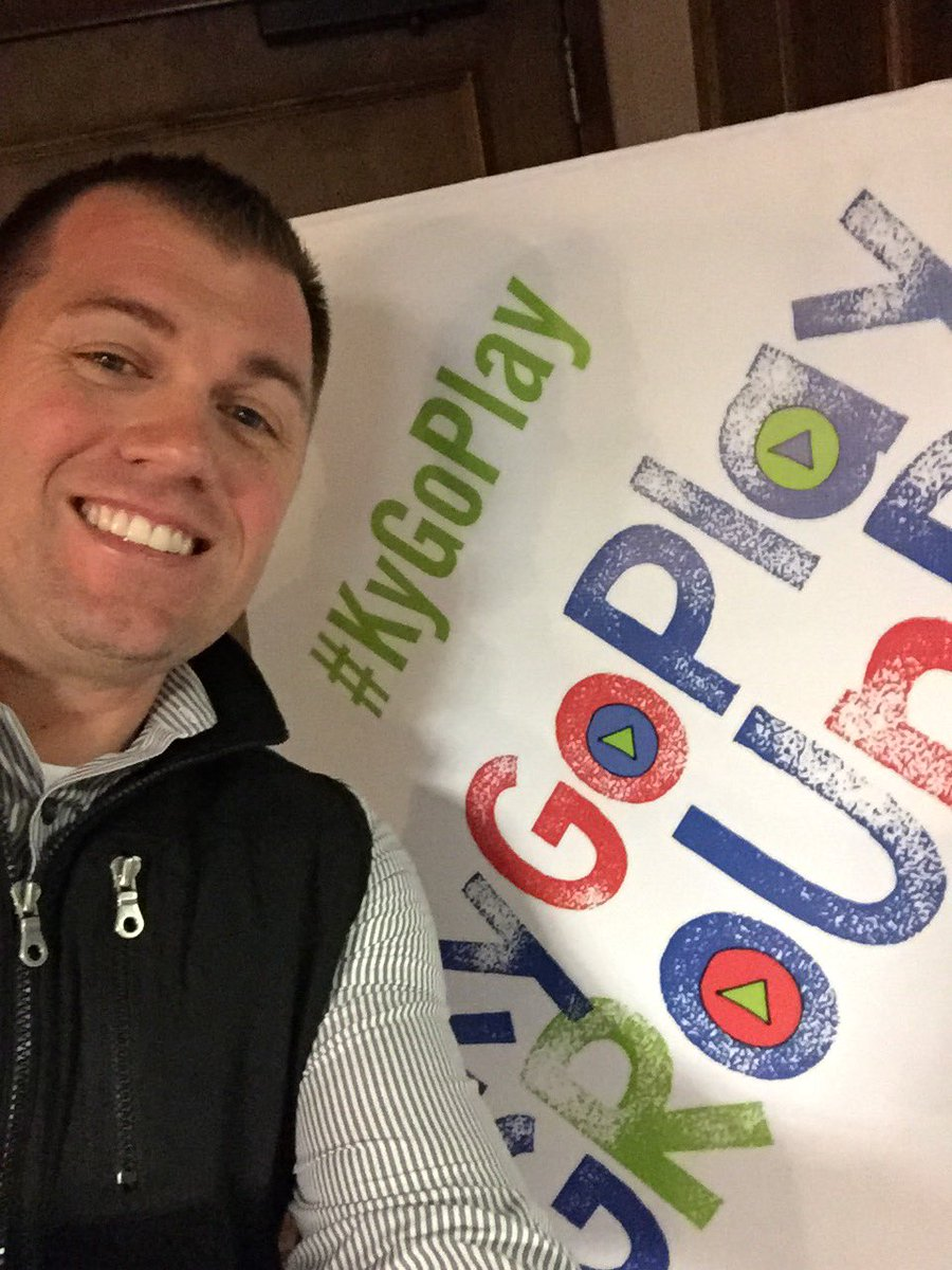 @heidinelt @TLJamesA Can't wait to see what the #kygoplay ground has in store tomorrow at #KySTE16 https://t.co/ai5a12HeNl