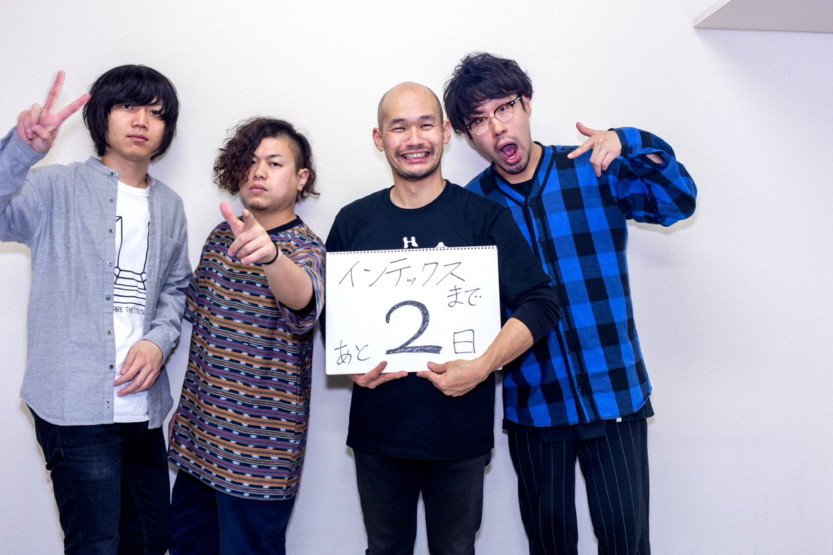 【キュウソネコカミ】DMCC REAL ONEMAN TOUR EXTRA!!! 3/12(土)13(日)インテックス大阪5号館まで…あと2日!! https://t.co/0cHcr4rECc #キュウソ https://t.co/O9ao3arOcl