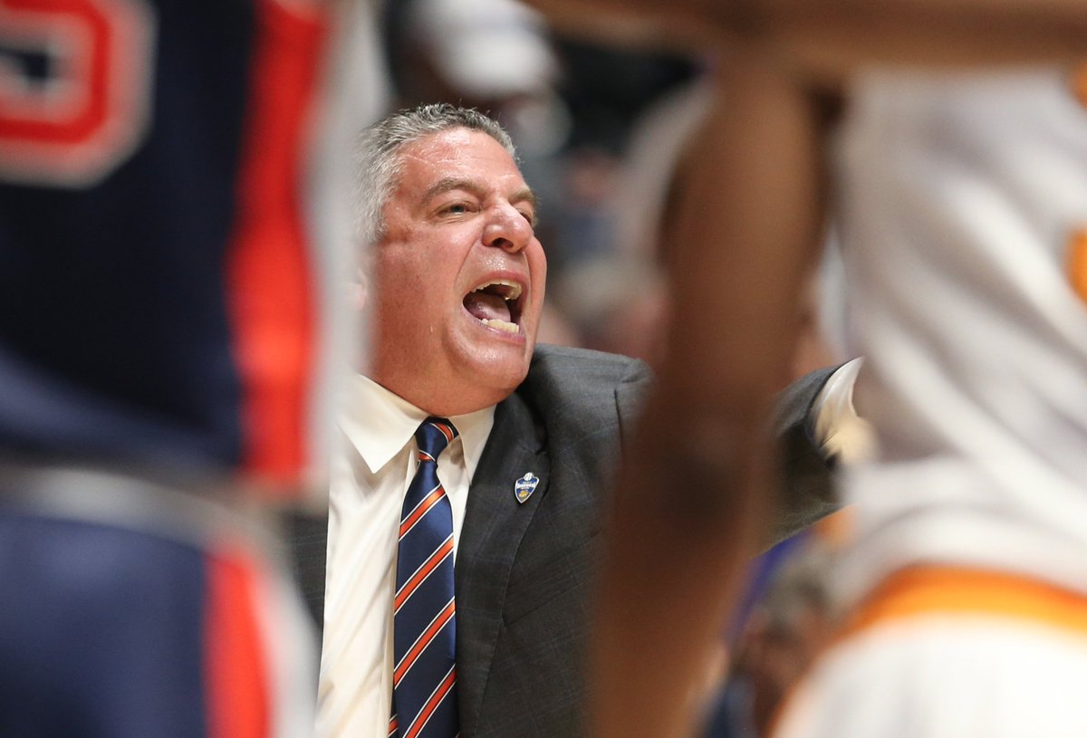 Bruce Pearl: The journey from Rocky Top to The Plain Bruce Pearl