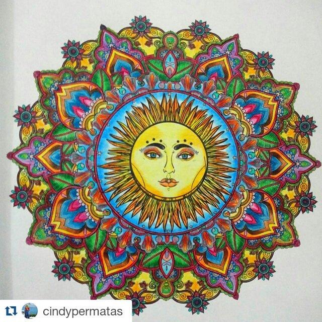 Warnai Juga MyOwnWorld2 My Own World 2 Coloring Book For Adults Edisi Mandala Greeting PurposeTourSeattlepictwitter REcLUtBBuv