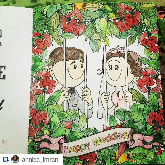 Penerbit Renebook On Twitter Warnai Juga MyOwnWorld2 My Own World 2 Coloring Book For Adults Edisi Mandala Greeting PurposeTourSeattle