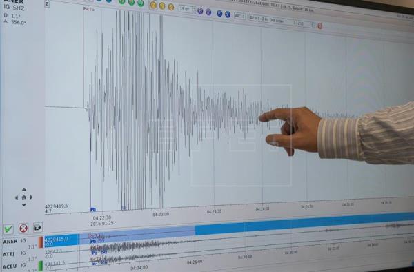 Terremoto in Svezia M4.2 vicino Moron sentito da molte persone anche in Finlandia