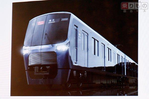 相鉄、都心直通を想定した新型電車のイメージを公開trafficnews.jp/post/49301/ pic.twitter.com/nd8zxxVPPS