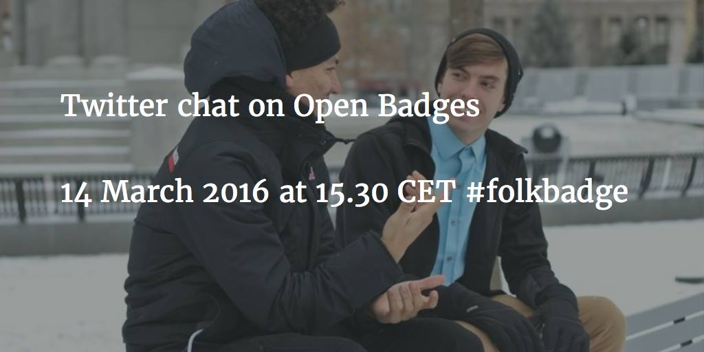Thumbnail for #folkbadge discussion Open Badges