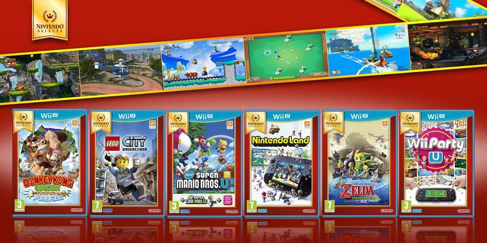 Nuevos Nintendo Selects para Wii U https://t.co/vB6M4hdoqh
