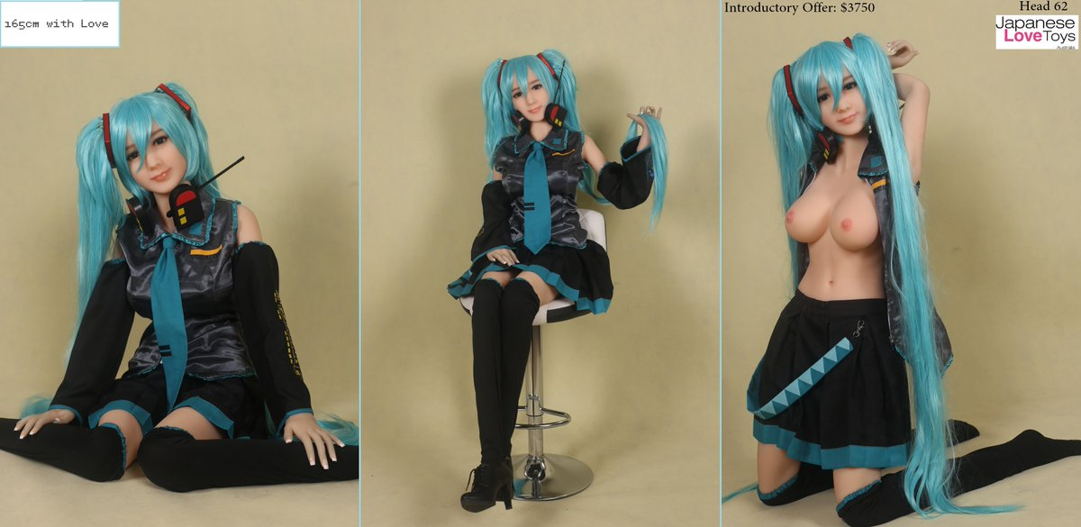 16 ドールcosplay for dolls have sex with the devil and - 3 3