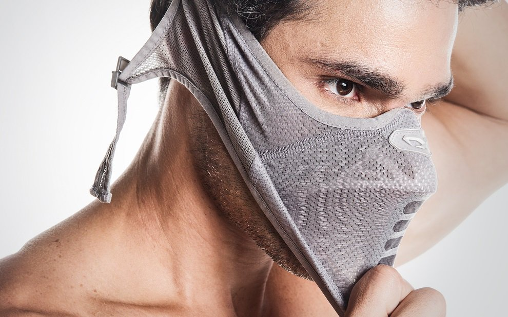 花粉をフル防御するマスクが発売されたが、見た目が完全にパンティー♡である件..ww