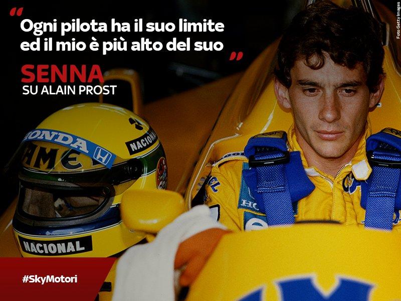 Skysportf1 On Twitter Ayrton Senna Grazie A Frasi Come Questa